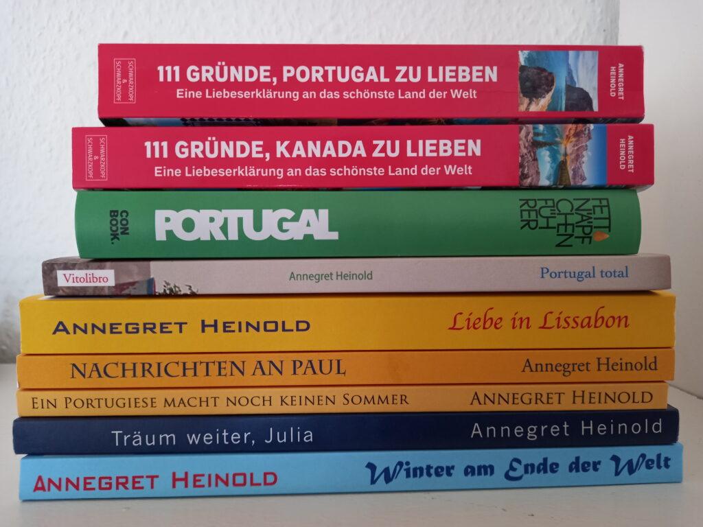 Annegret Heinold Books